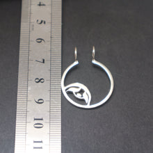 Load image into Gallery viewer, Sloth Ring Holder Necklace