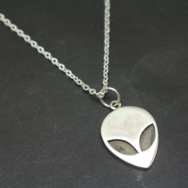 Alien Area 51 Ufo Necklace