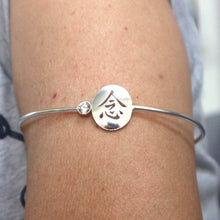 Load image into Gallery viewer, Chinese Name Bracelet Bangle