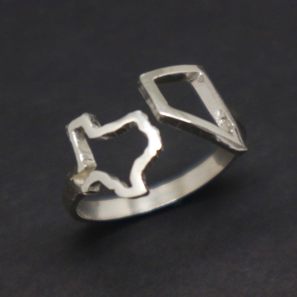 Long Distance Map Ring