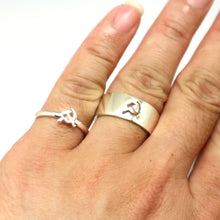 Load image into Gallery viewer, Communist Promise Ring for Couples