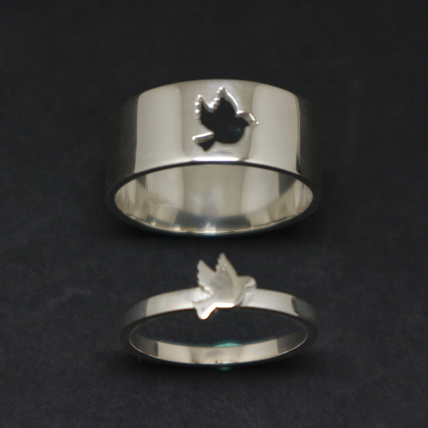 Dove Promise Ring