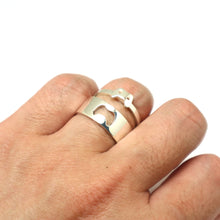 Load image into Gallery viewer, Video Gamer Promise Ring for Couples