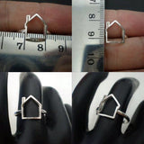 Realtor Home Sweet Home Ring
