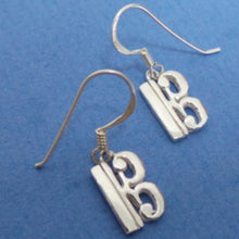 Load image into Gallery viewer, Alto Clef Music Note Earring