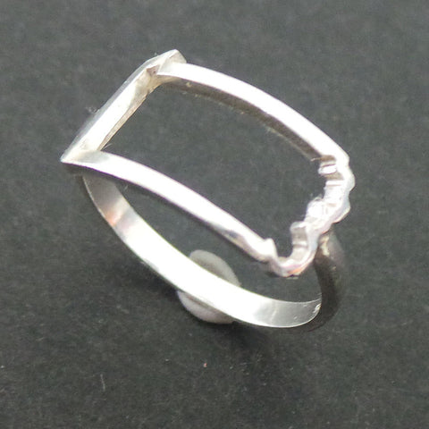 Pennsylvania State Silver Ring