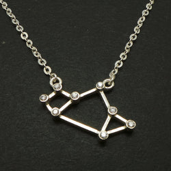 Sagittarius Constellation November Necklace
