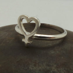 Female Gender Ring Jewelry