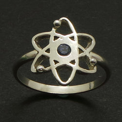 Silver Atoms Ring