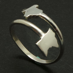 Texas and Minnesota 2 States Ring