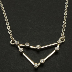 Capricon Constellation December Necklace