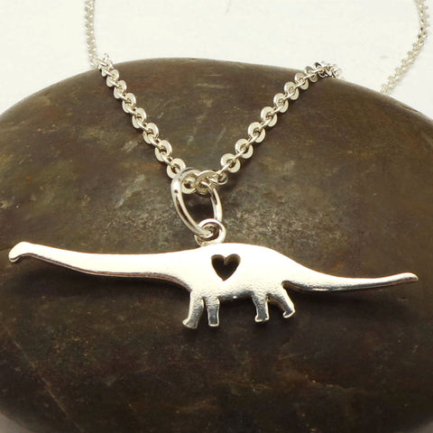 Dreadnoughtus Schrani Dinosaur Necklace