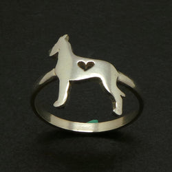 Dog Great Dane Ring