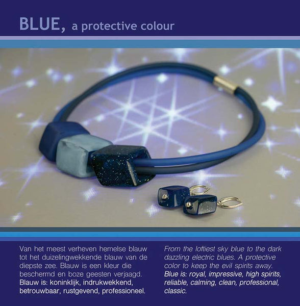 BLUE, A PROTECTIVE COLOUR