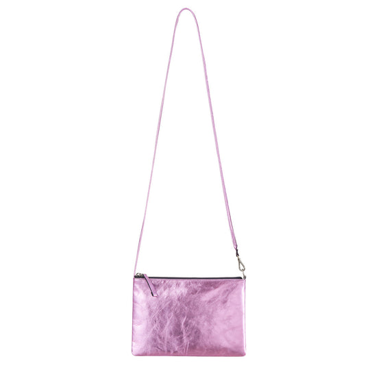 Epiphany Petite Crossbag/Pouch- Cyber Blossom