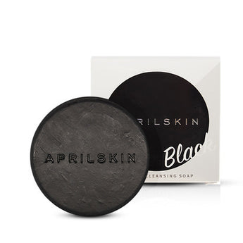 APRIL SKIN All Natural Signature Soap Black 100G