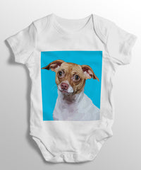 Your Pet on a Baby Onesie