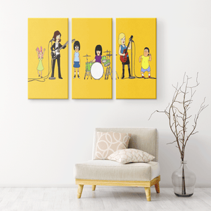 3-Piece Canvas