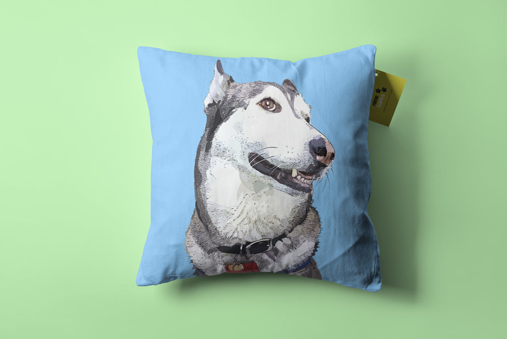 Personalized Pillow Cover with Your Pet