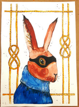 rabbit,bandit,bunny rabbit,illustration,artwork