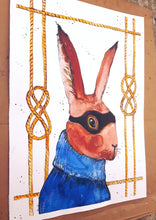 bandit,rabbit,bandit rabbit,illustration,artwork,bunny rabbit
