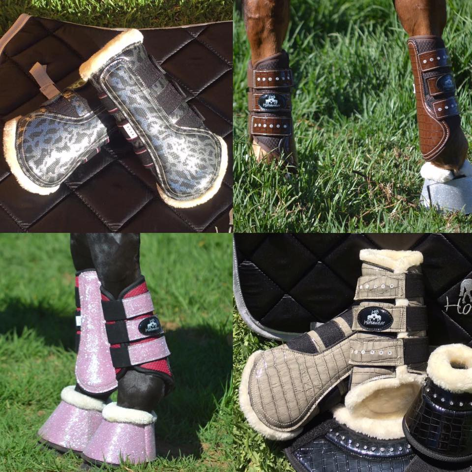 HB Horsewear - Tendon Boots and Brushing Boots Blog Post