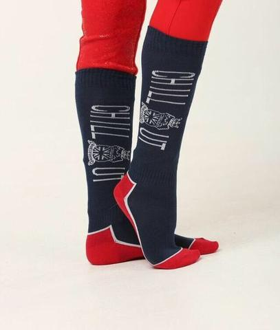Chillout Riding Socks