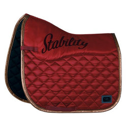 NEW ! Harrys Horse Soft Quilted Satin Saddle Pad