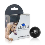 PLUGHZ Equine Earplugs  2 pair Pack Pony Horse Warmblood