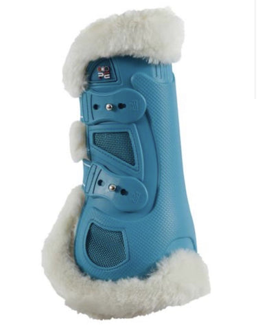 Kevlar Airtechnology Fur lined Tendon Boots