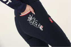 2018 NAVY SPORTS BREECHES
