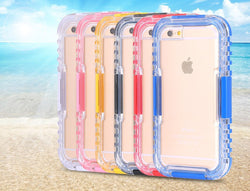 Waterproof Clear Case For iPhone 6 6S - FREE SHIPPING