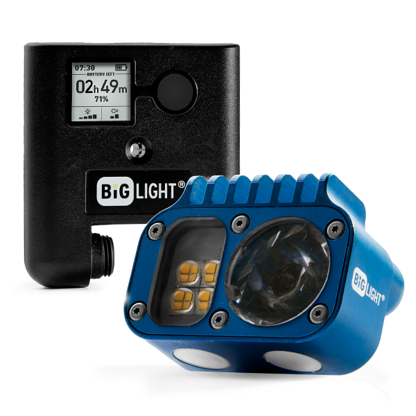 Headlamp Pro Pack – Deep Blue