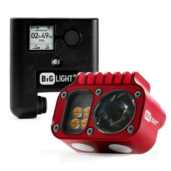 Headlamp Pro Pack – Red