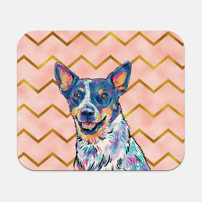 Mouse Pad, Australian Cattle Dog, Blue Heeler,