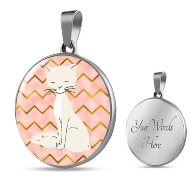 Cat Jewelry Personalized