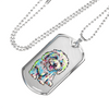 Bichon Frise Dog Tag