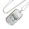 Shih-tzu Dog Tag