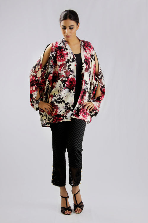 Rose Bloom Jacket