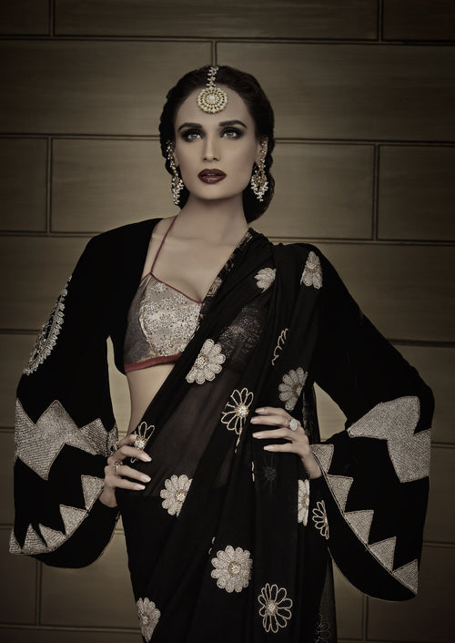 Wicked Saree