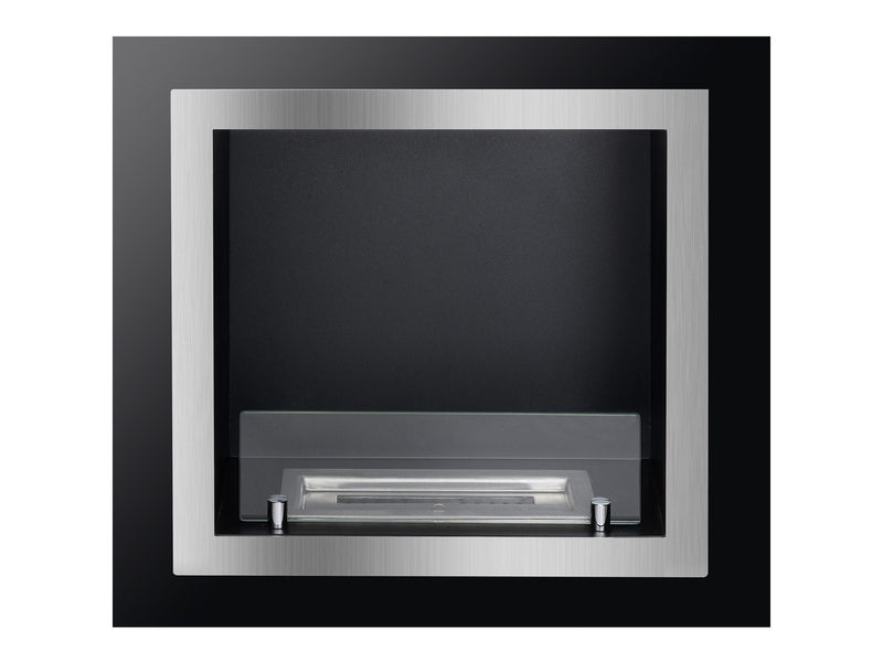 Ignis Antalia Recessed Ventless Ethanol Fireplace - UL/CUL - Fire + Pit