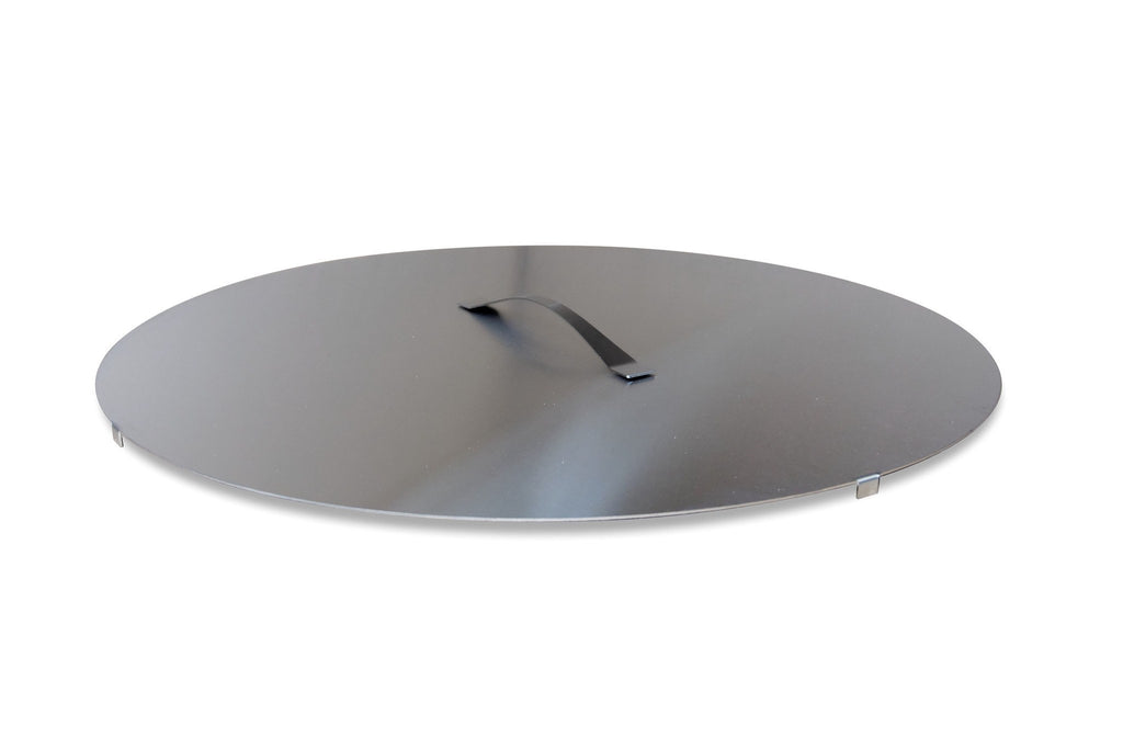 "Curonian Fire Pit Stainless Steel Cover/Lid - 31"" - Fire + Pit"