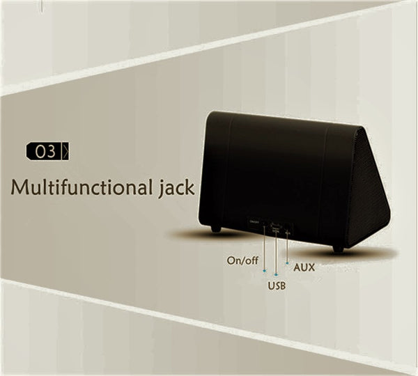 Portable HIFI Resonant Induction Loudspeaker
