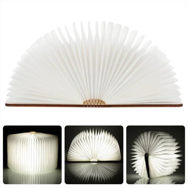 LED Book Light-three colors