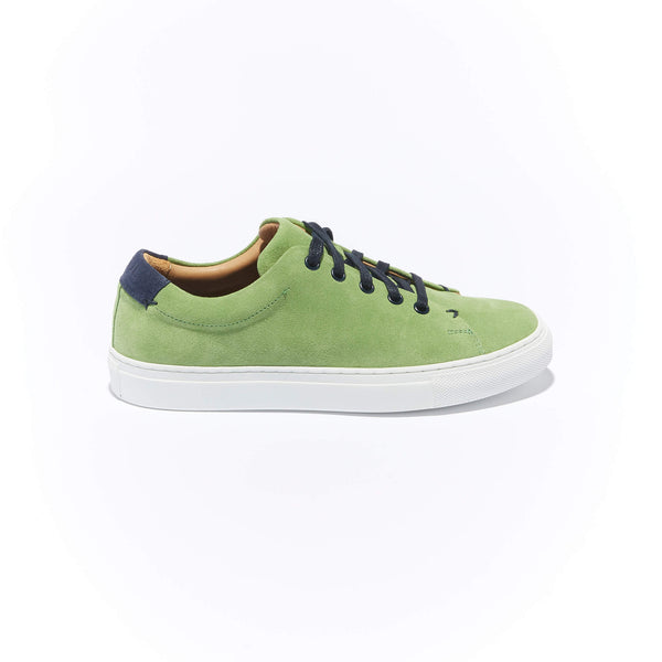 Women's Classic Braga <br/>Lime Suede