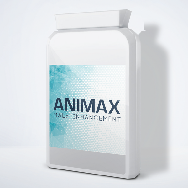 ANIMAX™ - Male Enhancement Capsules - Power-Supplements-UK