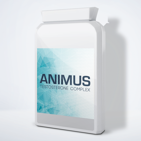 ANIMUS - TESTOSTERONE COMPLEX - Power-Supplements-UK