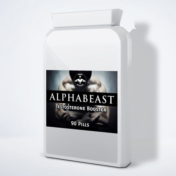 Alphabeast - Testosterone Booster - Power-Supplements-UK