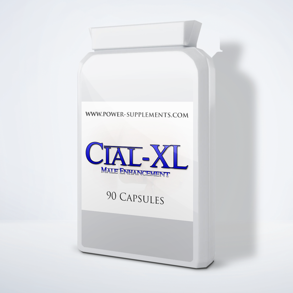 Cial XL - Male Enhancement Pills - Power-Supplements-UK