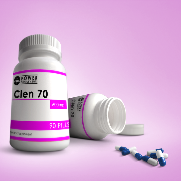 Clen 70 - Power-Supplements-UK